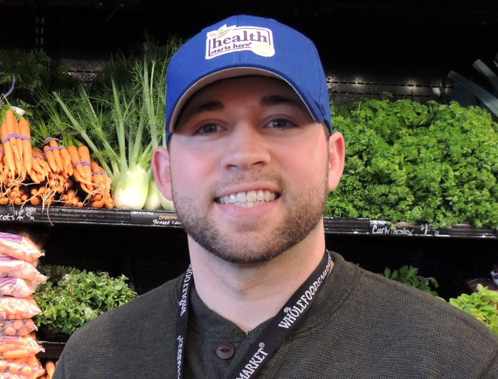 Zack Warren, Healthy Eating Specialist at Whole Foods Market - Reno