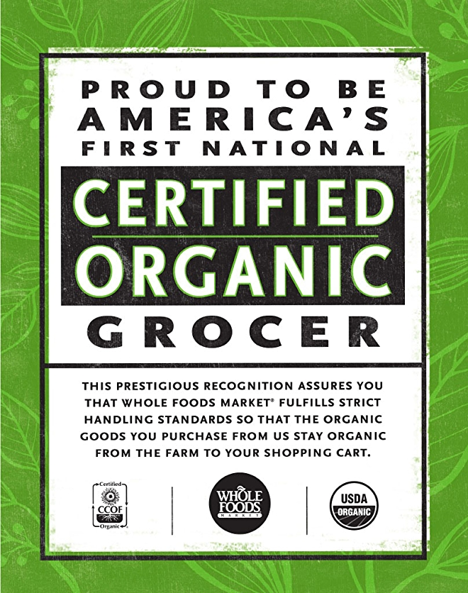 Certified Organic Grocer