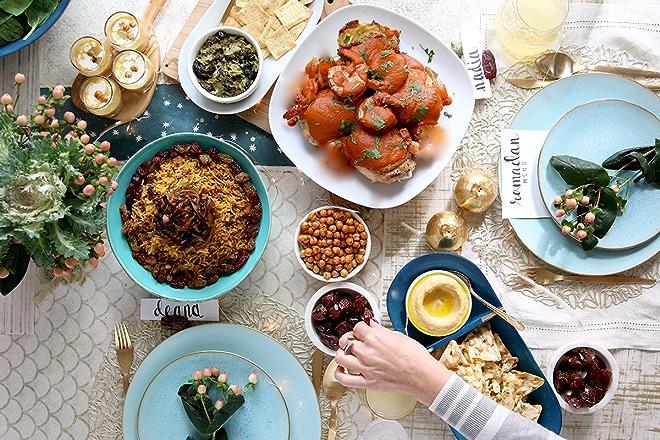 Ramadan Table
