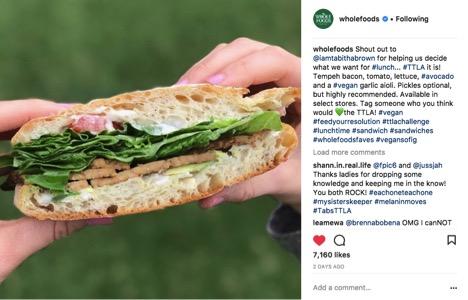 TTLA Sandwich