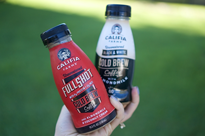 Califia Farms Cold Brew Coffee
