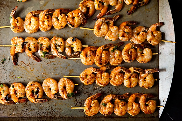 Spicy Shrimp