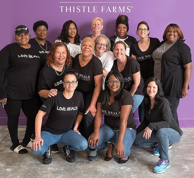 Thistle Farms team