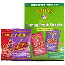 Product image of Organic Fruit Snack Variety Packs