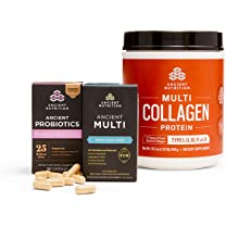 Product image of Multi Collagen Proteins, Probiotics and Multivitamins