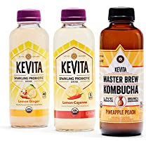 Product image of Kombucha, Tonics and Sparkling Probiotic Drinks