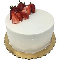 Product image of Large Strawberry & Cream Cake