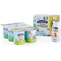Product image of Yogurt Squeezers, Yobaby Yogurt and Yokids Smoothies