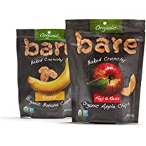 Product image of Organic Fruit Snacks and Banana Chips
