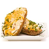 Product image of Bacon Cheddar Stuffed Baked Potato
