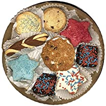 Product image of Patriotic Cookie Platter