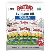 Product image of Avocado Oil Cooked Potato Chips 6 pk