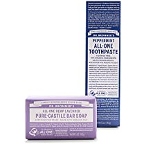 Product image of Pure-Castile Bar Soaps and All-One Toothpastes