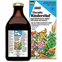 Product image of Kindervital Multivitamin For Children