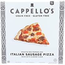 Product image of Italian Sausage Gluten Free Frozen Pizza