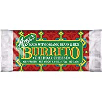 Product image of Rice Cheese Bean Burrito
