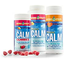 Product image of Natural Calm Magnesium and Calm Gummies