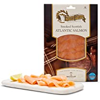 Product image of Scottish Whisky Smoked Atlantic Salmon