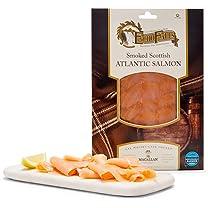 Product image of Scottish Whisky Smoked Atlantic Salmon