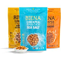 Product image of Chickpea Snacks & Puffs