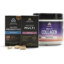 Product image of Multi Collagen Protein Powders, Probiotics and Multivitamins