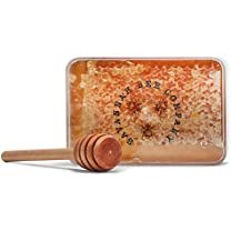 Product image of Raw Acacia Honeycomb and Tupelo Raw Honey