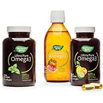 Product image of Ultra Pure Omega 3s Supplements