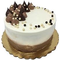 Product image of Black & White Cake Small