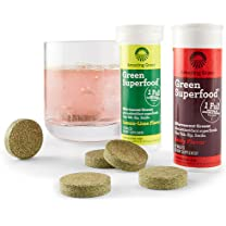 Product image of Green Superfood Effervescent Tablets