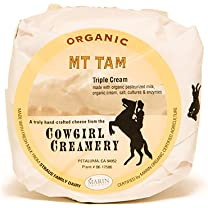 Product image of Organic Mt Tam Cheese