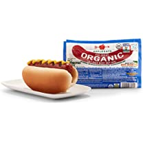 Product image of Grass-Fed Beef Hot Dogs