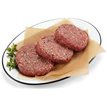 Product image of Made-In-House Seasoned Beef Burgers