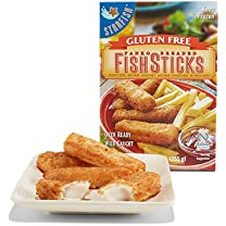 Product image of Frozen Breaded Fish Sticks and Fillets