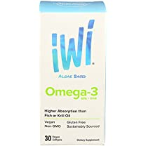 Product image of Algae-Based Omega-3s