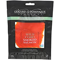 Product image of Cold-Smoked Coho Salmon