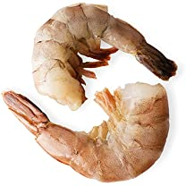 Product image of 21/25 Count Raw Shell-On Shrimp