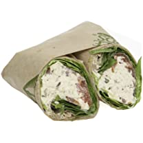 Product image of BBQ Chicken Salad Wrap