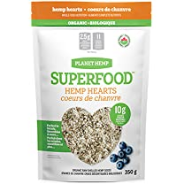 Product image of Superfood Organic Hemp Hearts