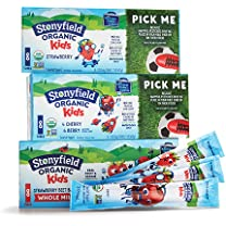 Product image of Select Stonyfield Yogurt Multipacks
