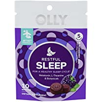 Product image of Sleep and Stress Travel Pack Gummies