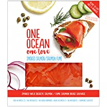 Product image of Cold Smoked Sockeye Salmon