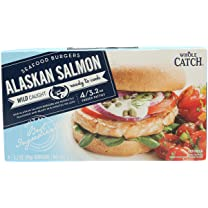 Product image of Salmon Burgers