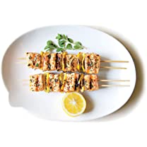 Product image of Salmon Skewers