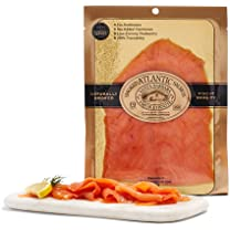 Product image of Cold and Hot Smoked Salmon