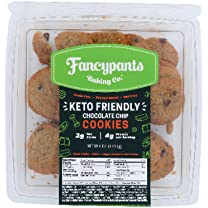 Product image of Chocolate Chip and Double Chocolate Keto Cookies