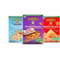 Product image of Bunny Grahams and Cheddar Bunnies