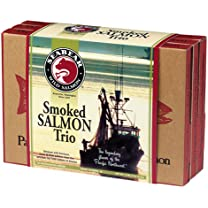 Product image of Smoked Salmon Trio