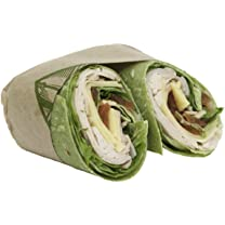 Product image of Grilled Chicken Artichoke Pesto Wrap
