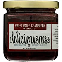 Product image of Deliciousness Sweetwater Cranberry Compote