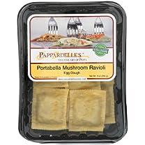 Product image of Portabella Mushroom Ravioli